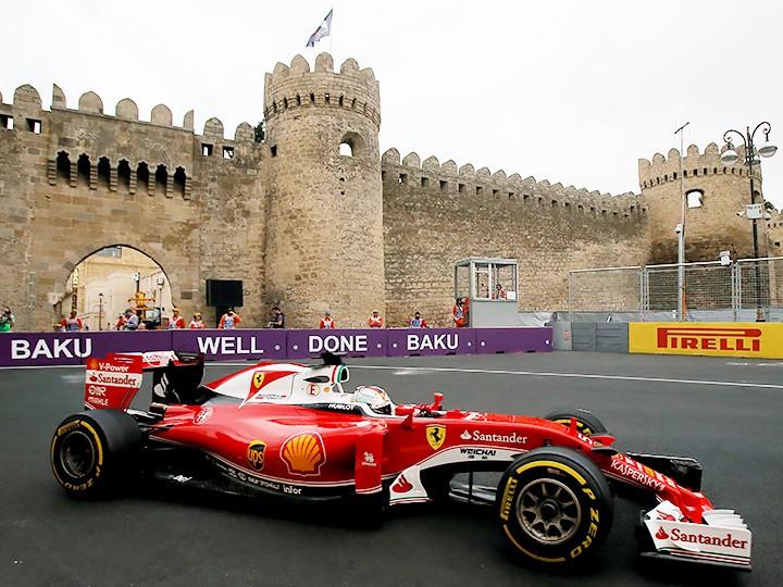 Гран-при Азербайджана Формулы-1: критика Liberty, уход Экклстоуна