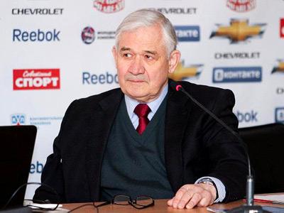 Владимир Юрзинов – о развитии молодёжного хоккея