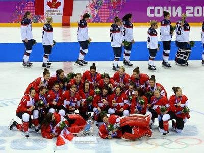 Сочи-2014. Хоккей. Канада - олимпийский чемпион