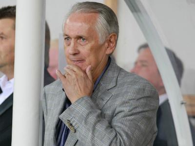 Михаил Фоменко о матче с Сан-Марино