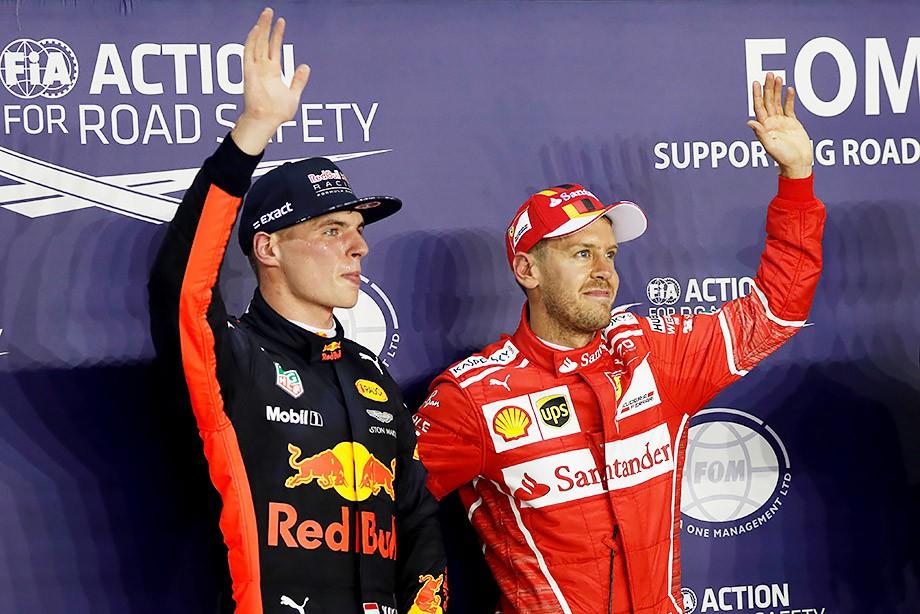 Русский  гонщик Квят сошел сгонки Гран-при Сингапура
