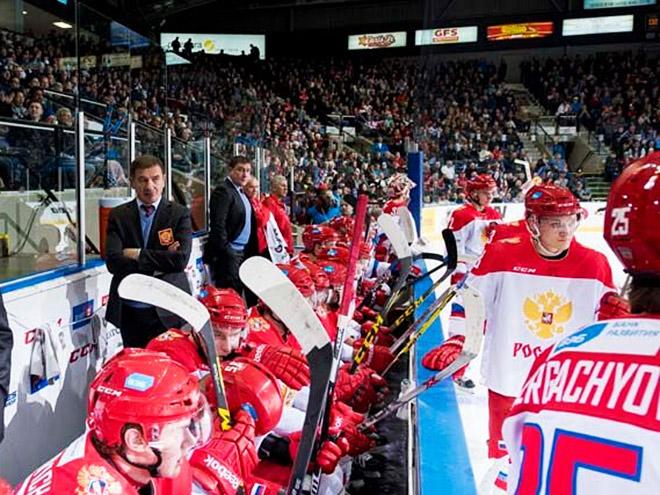 CHL Canada Russia Series. WHL – Россия – 4:2