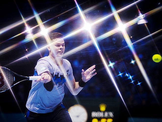 Теннис. Прогнозы на Итоговый турнир в Лондоне