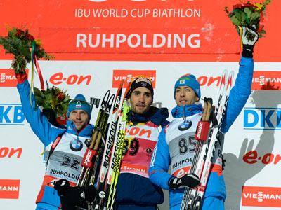 Пять лучших гонок россиян в Рупольдинге