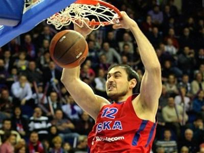 ЦСКА победил «Бильбао» в первом матче 1/4 финала Евролиги «+27».