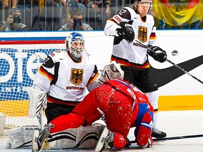 Сборная России стартовала в Еврочеллендже с поражения в Германии