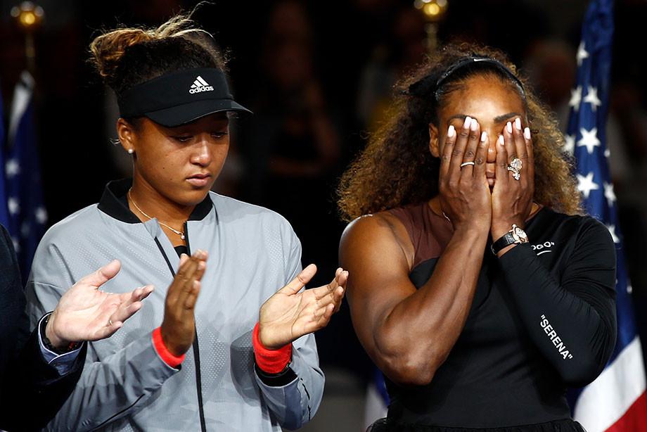 Вопрос дня. Скандал в финале US Open-2018. Серена – преступница или жертва?