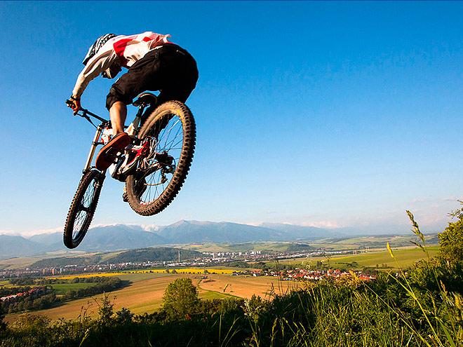 RideThePlanet. Маунтинбайк в Словакии и Австрии