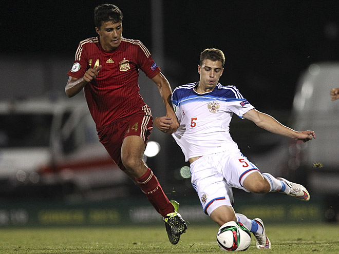 Сборная Испании (U19) – Сборная России (U19). Обзор матча – 2:0