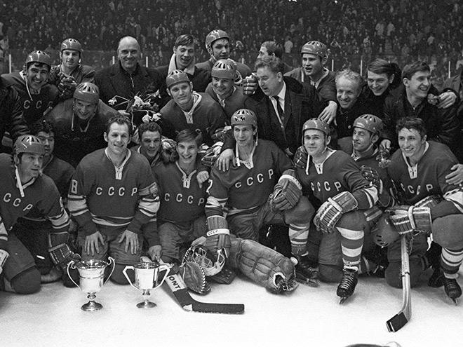 Всё золото нашего хоккея. Чемпионат мира – 1971