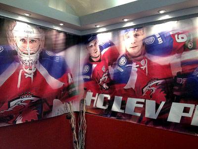"""Дебют нового """"Льва"""" в КХЛ оказался более чем успешным"""