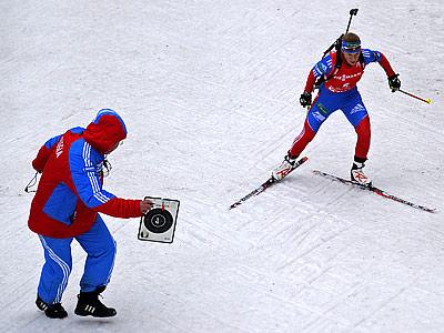 Женская сборная России провалила спринт
