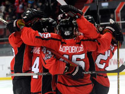«Донбасс-2» выиграл второй матч финальной серии у «Сокола»
