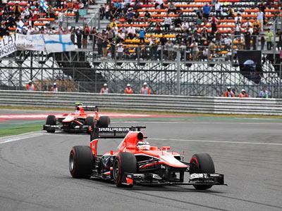 «Маруся» на Гран-при Кореи