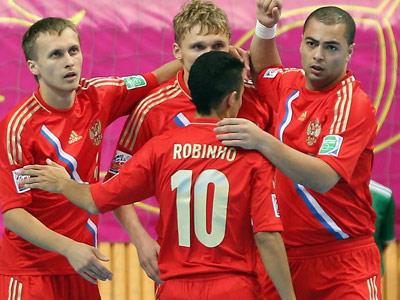Россия разгромила Соломоновы острова – 16:0