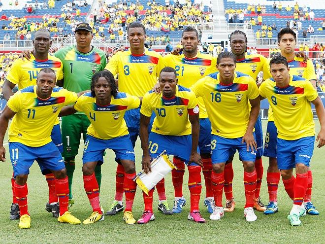Сборная Эквадора на ЧМ-2014 по футболу