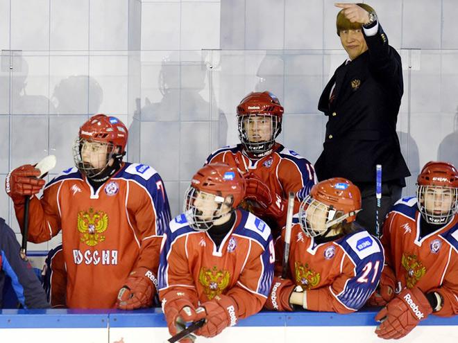 Сборная России стартует на ЮЧМ-2016 в Гранд-Форксе