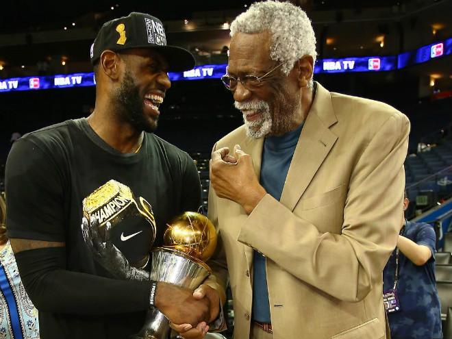 Леброн Джеймс – трёхкратный чемпион и MVP финалов НБА