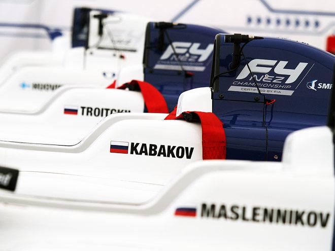 Превью первого сезона чемпионата СМП Ф-4