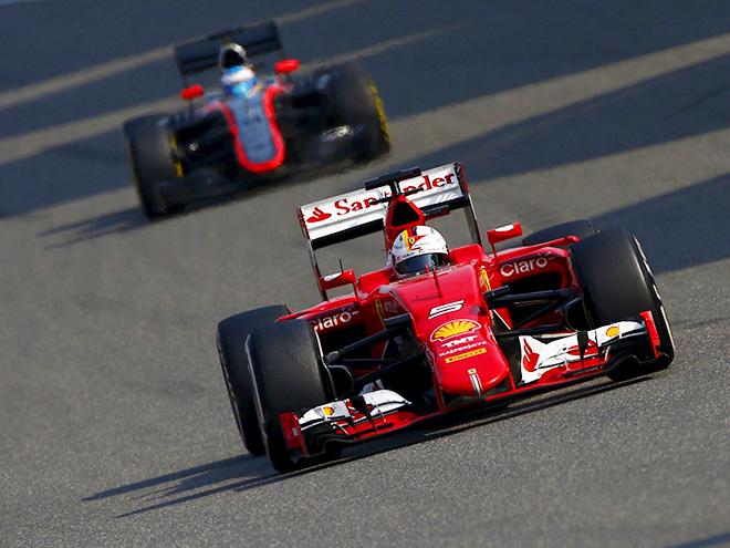 Главные интриги Гран-при Испании Формулы-1