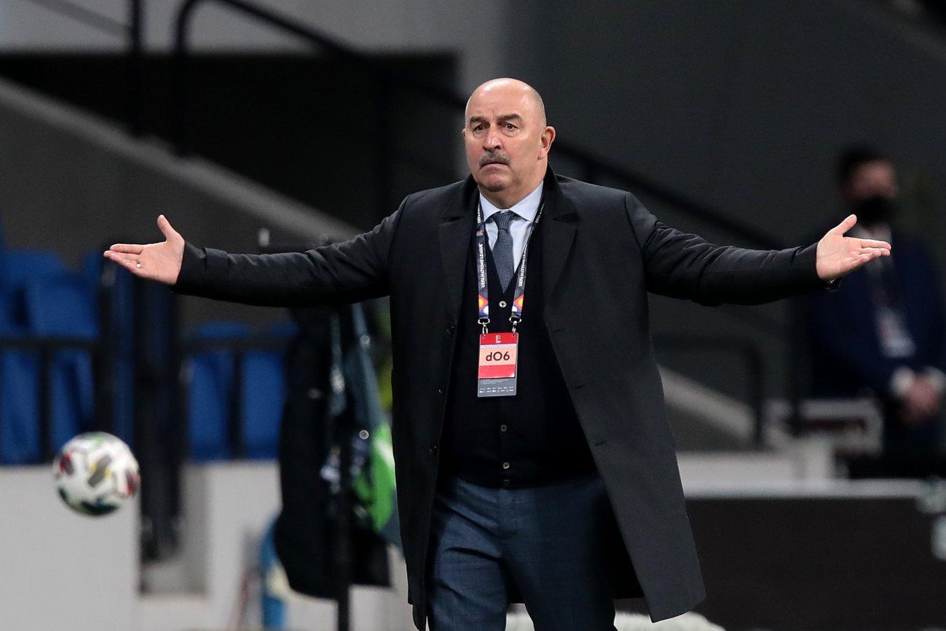Господи, спаси! Бывший арбитр ФИФА сравнил Станислава Черчесова с Иисусом