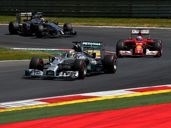 Формула-1. Гран-при Австрии. Онлайн воскресенья
