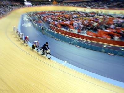 Лондон-2012. Велоспорт. Британцы одержали две победы