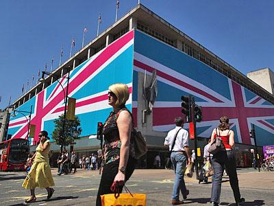 Олимпийские игры в Лондоне принесут в британскую казну £ 16,5 млрд