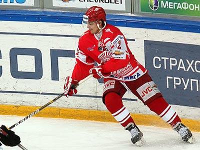 Нападающий МХК «Спартак» рассказал о команде