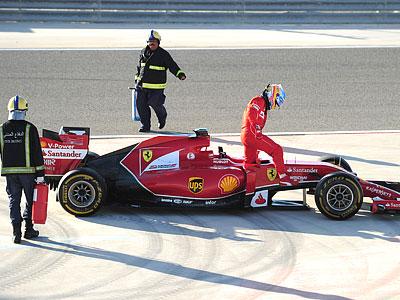 Масса, «Уильямс», «Мерседес» - лучшие в Бахрейне