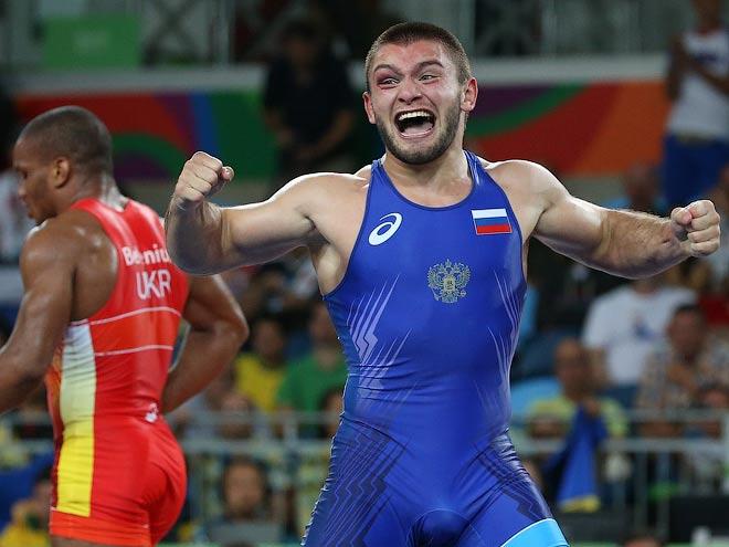 Олимпиада-2016. Греко-римская борьба. Давит Чакветадзе выиграл золото