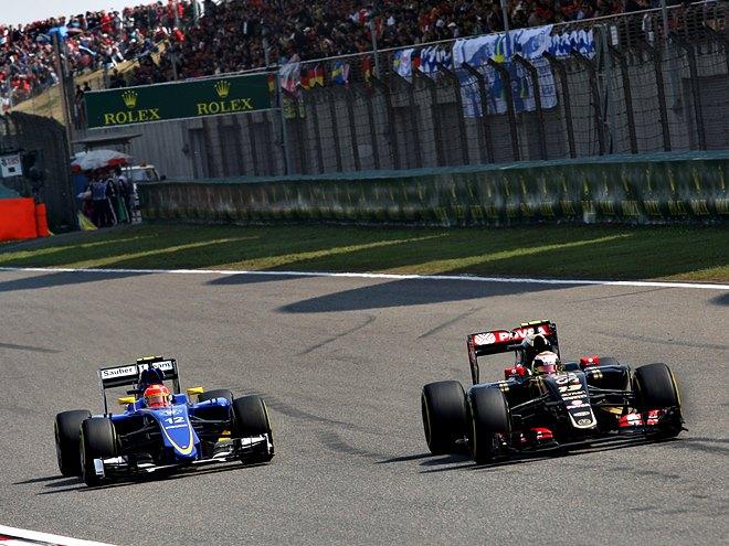 Оценки пилотам за Гран-при Китая Формулы-1