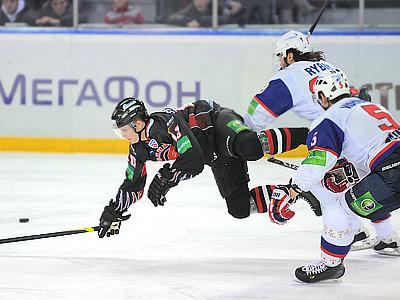 В Омске сыграют лидеры конференций