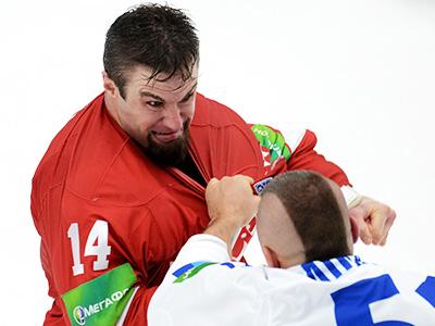 Анисин и ещё 5 хоккеистов-дебоширов КХЛ