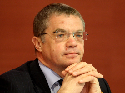 """Медведев: """"Лев"""" готовится к прыжку"""