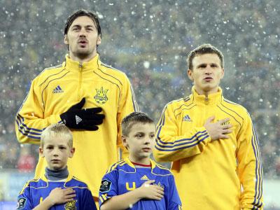 Игроки сборной Украины - о матче с Израилем