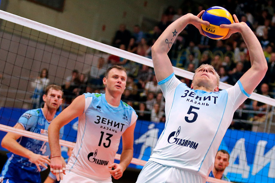 Что случилось во втором туре чемпионата России? Алекно получил удовольствие!