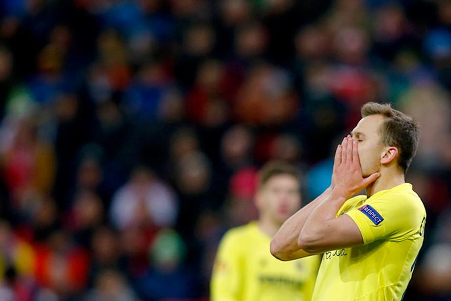 «Вильярреал» одержал победу  у«Леванте» благодаря первому голу Черышева— появилось видео