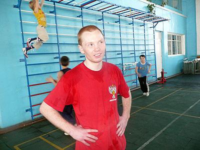 Тищенко: не представляю свою жизнь без бокса