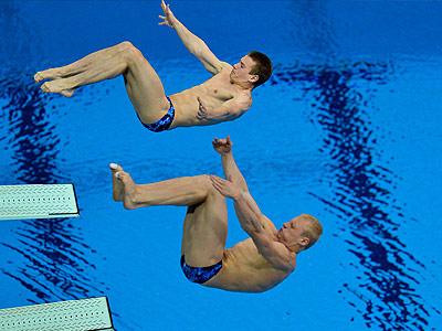 Итоги двух дней ЧЕ по прыжкам в воду