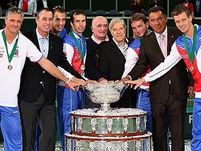 Марат Сафин – о финале Кубка Дэвиса и победе чехов
