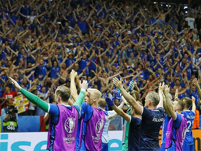 Евро-2016: драки болельщиков в Марселе, Португалия – чемпион, Исландия