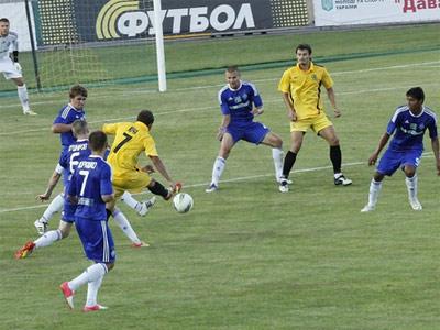 Обзор первого тура в первой лиге чемпионата Украины