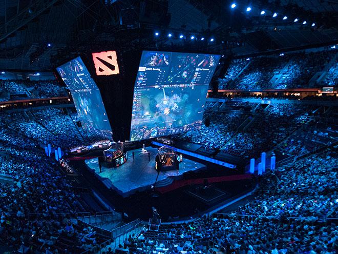 О главном киберспортивном турнире года