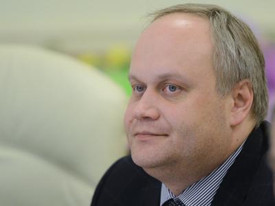 Замминистра спорта Юрий Нагорных
