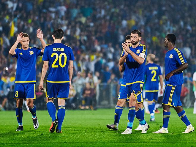 «Андерлехт» - «Ростов» - 0:2. 3 августа 2016 года. Обзор матча, фото, видео