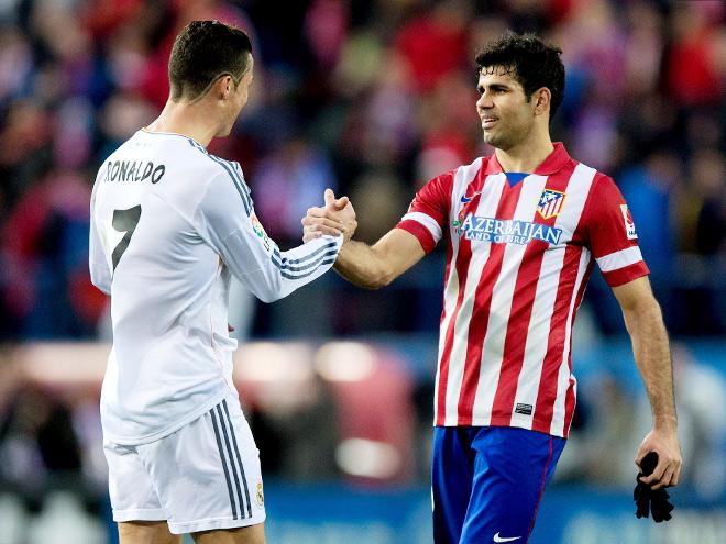 Финал Лиги чемпионов: «Реал» против «Атлетико»