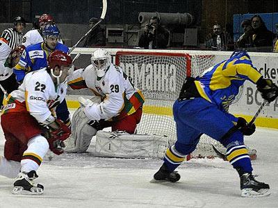 Сборные Украины и Италии добыли победы во втором туре «Еврочелленджа»