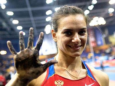 Маслаков: Лена — мотивированная спортсменка