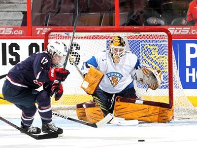 Чехия вылетает, в финале сыграют США и Канада